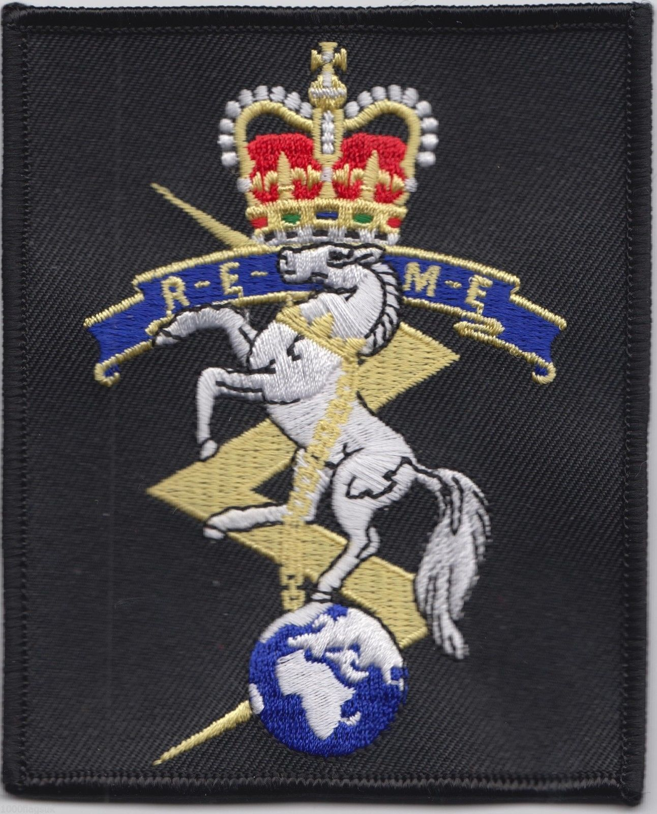 Royal Electrical And Mechanical Engineers Reme British