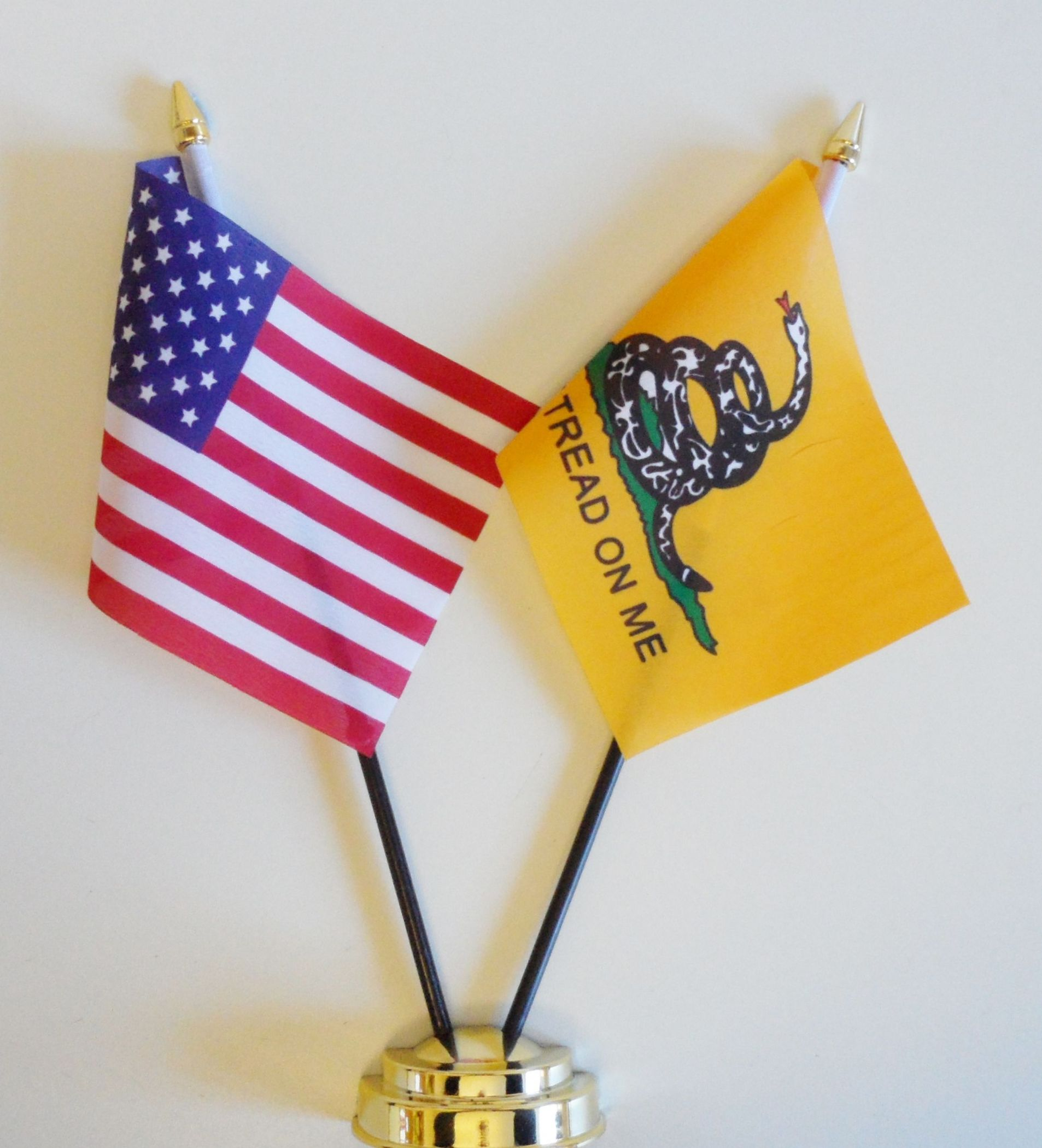Gadsden (AL) United States  City new picture : United States & Gadsden Friendship Table Flags