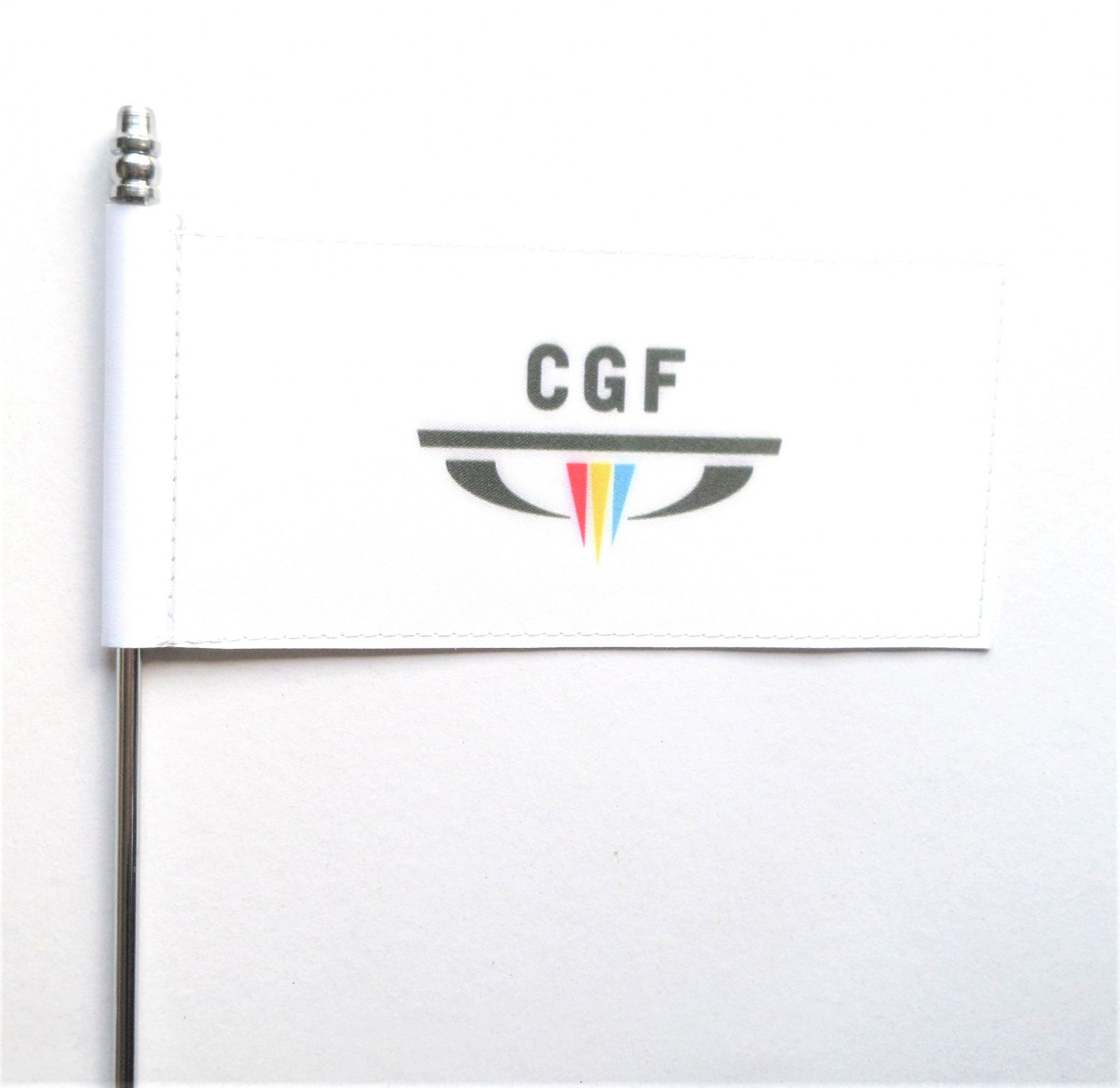 Commonwealth Games Federation CGF Ultimate Table Flag