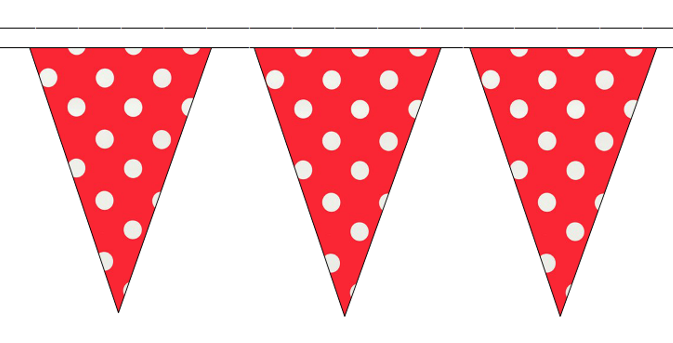 red and white polka dot traditional 10m 24 flag polyester cheer clip art free cheer clip art free