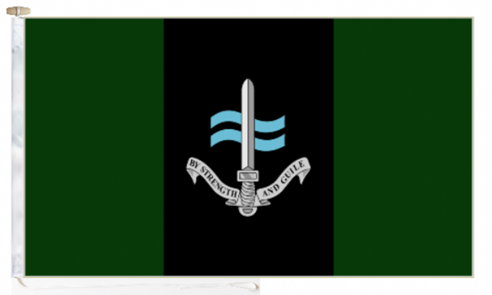 SBS Patch Britain British Royal Navy Special Boat Service